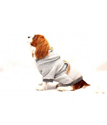 Boho style sweatshirt
