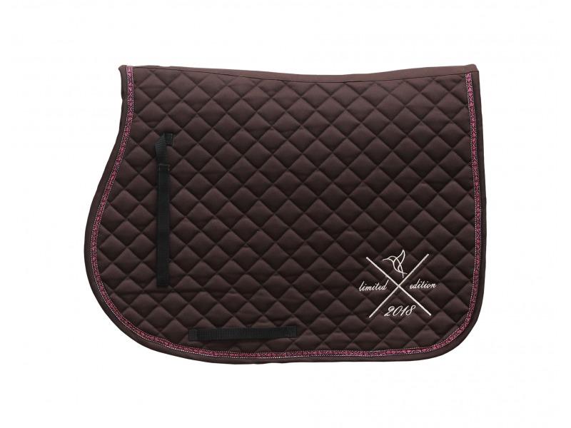 Czaprak limited edition Choco&Etno Pink