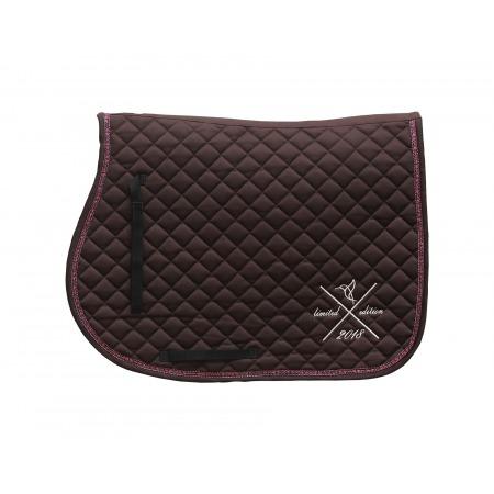 Czaprak limited edition choco/ etno pink