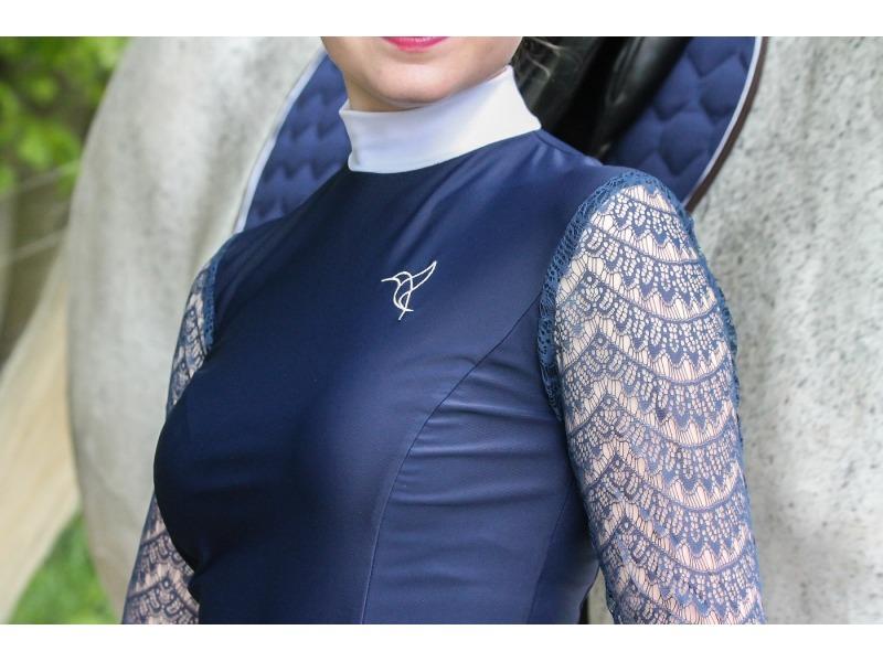 Koszula konkursowa Navy Shine