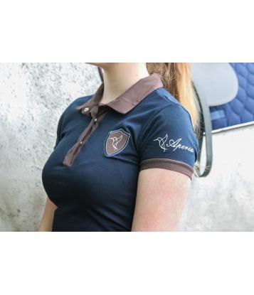 Koszulka Polo Navy&Choco