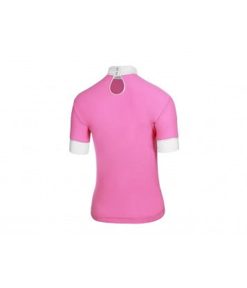 COMPETITION SHIRT BASIC PINK