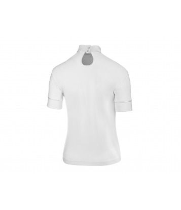 COMPETITION SHIRT BASIC WHITE