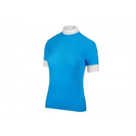 Koszula konkursowa basic Azure