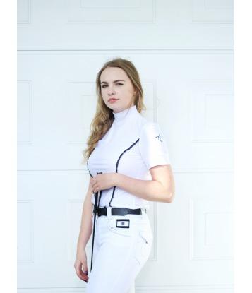 Koszula konkursowa White&Lace