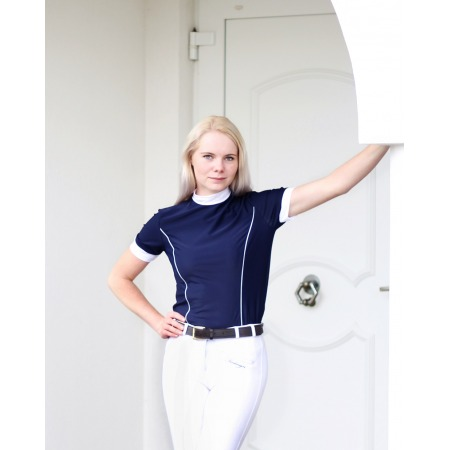 Koszula konkursowa Navy New Classic