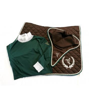 Czaprak Choco & Emerald