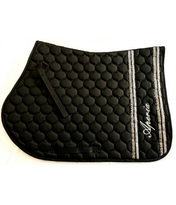 Saddle pad Double Shine