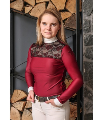Competition shirt Top Lace 1