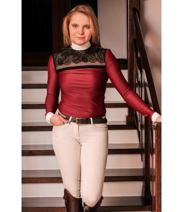 Competition shirt Top Lace 13