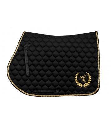 Saddle pad Gold Chain