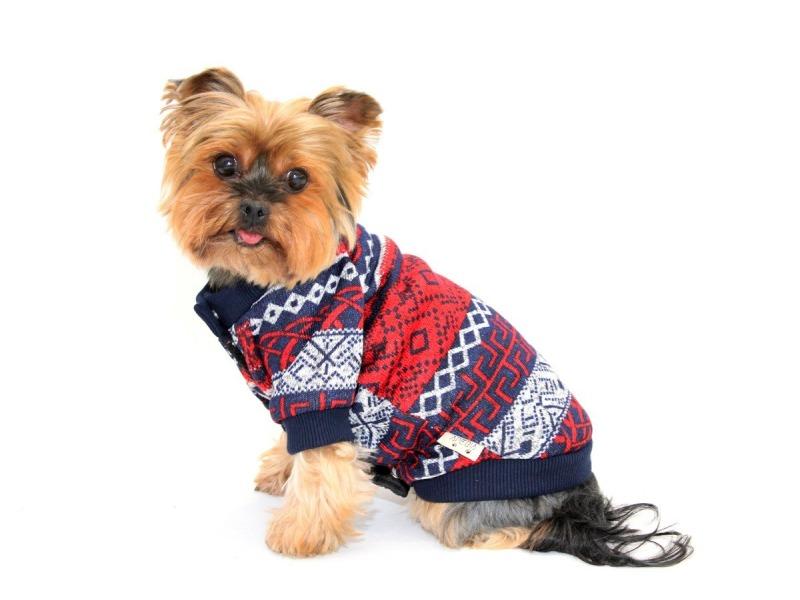 Norweski sweterek
