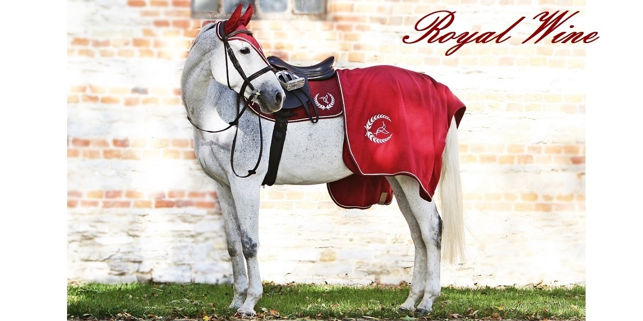 Royal Wine - A unique collection in deep burgundy color